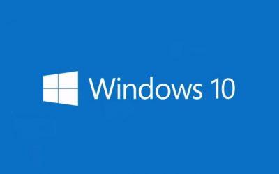 Microsoft lança a atualização de outubro do Windows 10