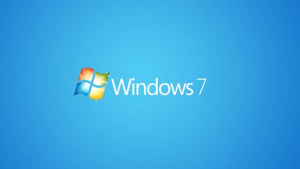 Terminou o suporte para o Windows 7